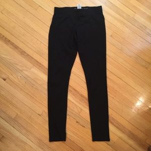 Garage black leggings S